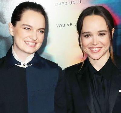 Ellen Page Just Revealed Her Minimal Wedding Ring-and We're Obsessed