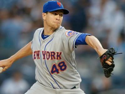 MLB wrap: Jacob deGrom strikes out 12, Mets hit 5 home runs in win over Yankees
