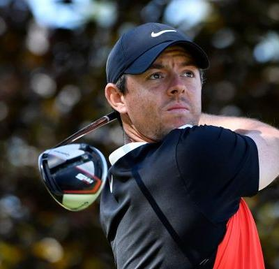 Rory McIlroy is tied for the Canadian Open lead and eyes a victory in his tournament debut