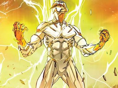 The Flash: First Look Images Of Godspeed Revealed