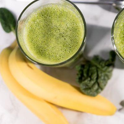 Sweet and Light Green Smoothie