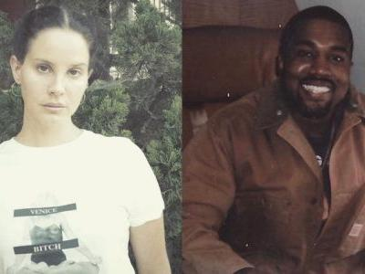 Lana Del Rey Says Kanye West Needs An 'Intervention' After Posting A Pro-Trump Message On Instagram