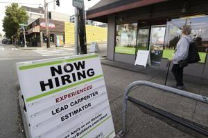 US unemployment falls to 11%, but new shutdowns are underway