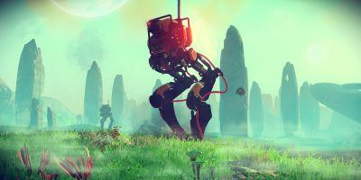 No Man's Sky Gets A Story & Multiplayer A Year After Release