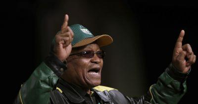 South Africa's president faces crucial no confidence vote