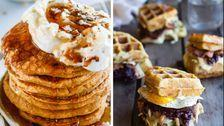 14 Thanksgiving Leftovers Recipes To Make For Breakfast