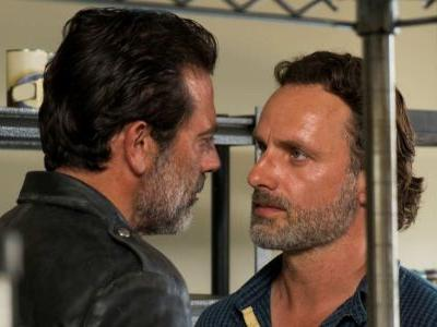 Walking Dead Showrunner Explains Rick & Negan's Relationship In Season 9