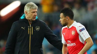 Coquelin: Arsenal won FA Cup for Wenger - we want him to stay