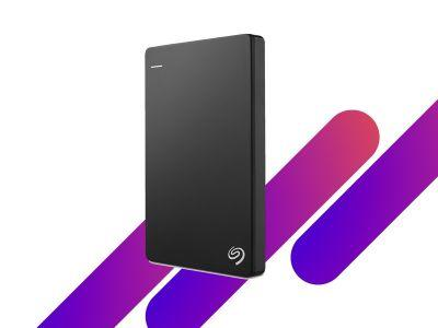 If you need storage, Amazon has a bunch of Seagate hard drives on sale for Prime Day