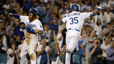 Bellinger connects for clutch homer to lead Dodgers over Twins