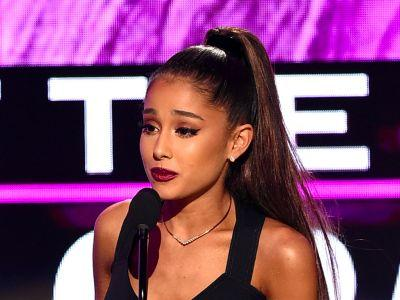 How celebrities are reacting to the suspected terror attack at Ariana Grande's Manchester concert