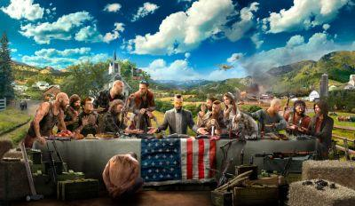 Far Cry 5: Release date, trailer, screens and everything you need to know