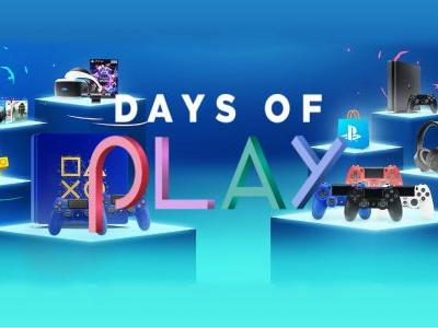 Get PS4 bundles and deals during PlayStation's Days of Play
