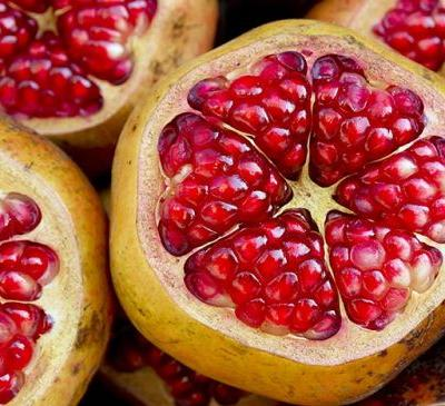 Consuming more pomegranate can reduce your risk of obesity-related complications