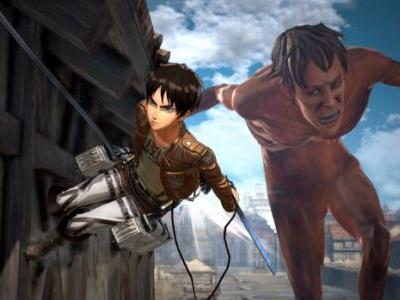Attack on Titan 2 Releasing in March 2018 For North America and Europe