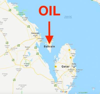 One of the smallest oil producers in the Middle East just announced its biggest discovery in decades