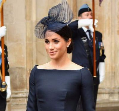 Meghan Markle's makeup has been flawless lately - and it turns out, she's been doing it herself