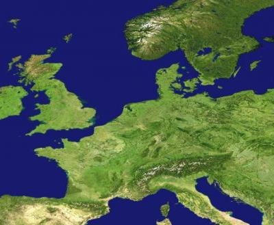 For September Europe's Hotel Industry Reported Slight Performance Decreases from the Prior Month