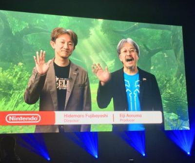 The Legend of Zelda: Breath of the Wild is GDC 2018's game of the year