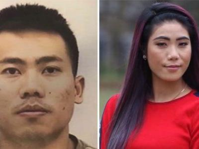 Soldier charged with murder after wife's body found stuffed in suitcase in dumpster