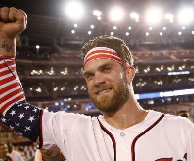 Bryce Harper may have saved his free agency with brilliant night
