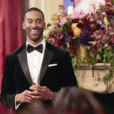 Matt James Is America's First Black Bachelor - Does His Title Erase His Biracial Identity?