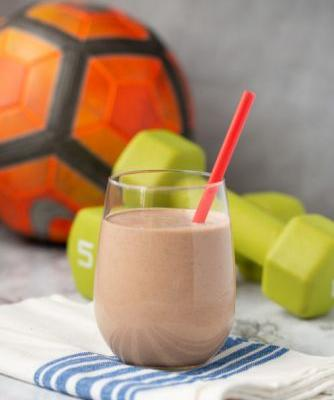 Chocolate Peanut Butter Protein Shake Recipe for Kids