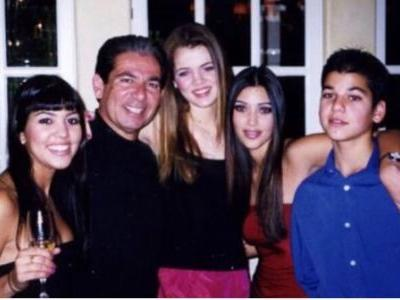 The Kardashians Honor Their Late Father Robert Sr. With a New Cancer Center at UCLA