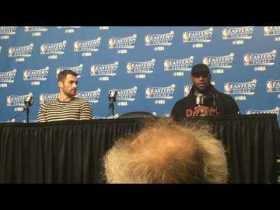 Brad Stevens said LeBron James is 'better' than he was years ago, but what about Cavaliers?