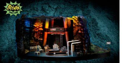 Cool Stuff: Factory Entertainment's 1966 'Batman' Batcave is One Cool SDCC Exclusive