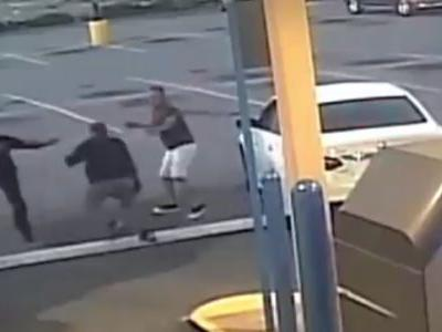VIDEO: Good Samaritans save woman from armed attacker at Orange County ATM