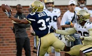 Georgia Tech debuts defensive 3-4 alignment at spring game