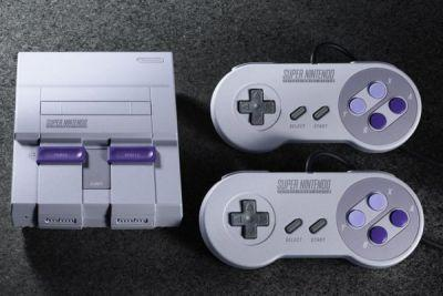 SNES Classic Mini will be available for pre-order in late August, per Nintendo