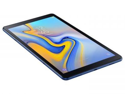 Samsung's Galaxy Tab A 10.5 is an affordable Tab S4 without any of the cool features