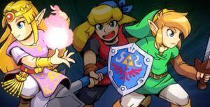 Cadence of Hyrule is a new Zelda game from Vancouver's Brace Yourself Games