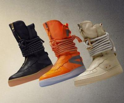 Nike Unveils a New Lineup of Special Field Air Force 1 High Colorways