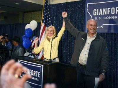 Republican Greg Gianforte wins Montana election one night after being charged with assault