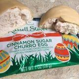 Russell Stover's Cinnamon Sugar Churro Marshmallow Egg Is QUITE a Sight to Behold