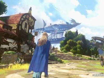 Check Out Footage Of The Mysterious New PlatinumGames RPG, Granblue Fantasy