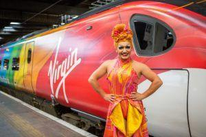 Birmingham Pride kicks off Virgin Trains' RideWithPride season