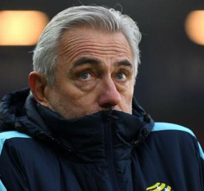 Australia not ready for World Cup - Van Marwijk