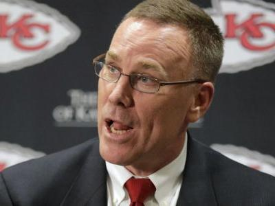 Browns hire ex-Chiefs executive John Dorsey as general manager
