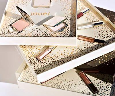 A Comprehensive Overview of the Jouer Holiday 2017 Collection + a Dash of the Natasha Denona Sunset Palette for Good Measure