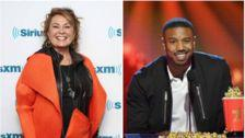 Michael B. Jordan 'Shocked' He Won MTV Movie Award's Best Villain Over Roseanne Barr