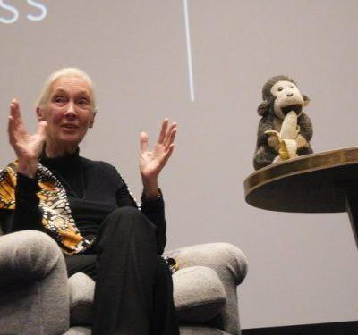 Dr. Jane Goodall, Animal Lover and Activist, Teaches First