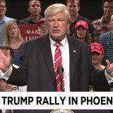 """This Alec Baldwin """"Weekend Update"""" Skit May Be the Only Thing Crazier Than Trump This Week"""