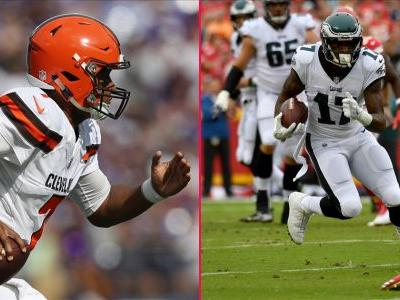 Daily Fantasy Football Week 3 Picks: Lineup, advice for DraftKings tournaments