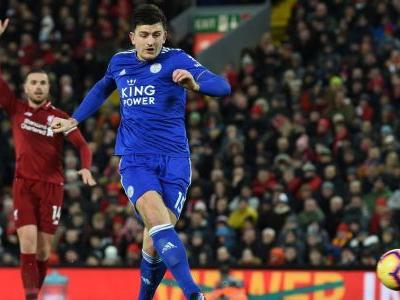 LIVE Transfer Talk: Man United back in for £65m Maguire