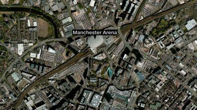 Investigators hunt for accomplices of Manchester Arena bomber