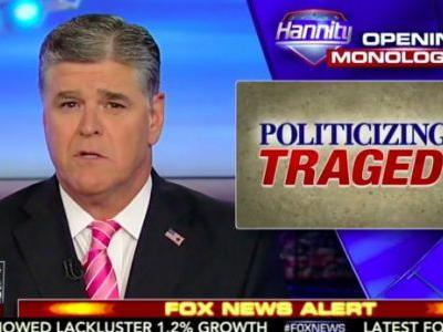 'Political Suicide': Sean Hannity Despairs, Blames GOP For Trump's DACA Deal